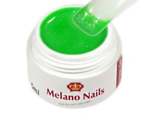 Glitter-UV-Gel-Made-in-Germany-5ml-Glitter-Apple-Green