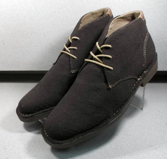 5931213 MSBT 50 para hombres zapatos M De Tela Marrón botas Johnston & Murphy