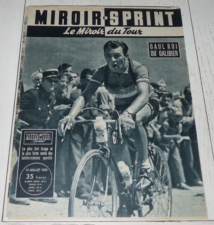Sport revues livres bd revues for Miroir du ciclisme