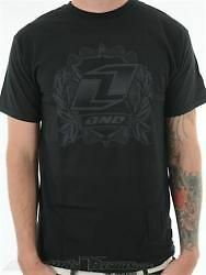 One Industries Homme T-shirt Highway To Hell noir adulte MOTOCROSS MX Neuf