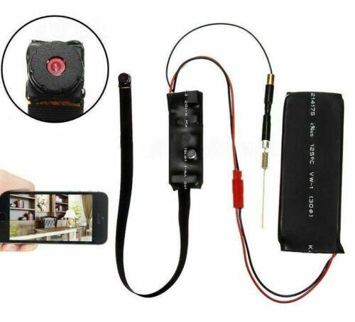 128GB Full HD Knopf Kamera Wlan Wifi P2P Netzwerk IP Mini Überwachung Video A300