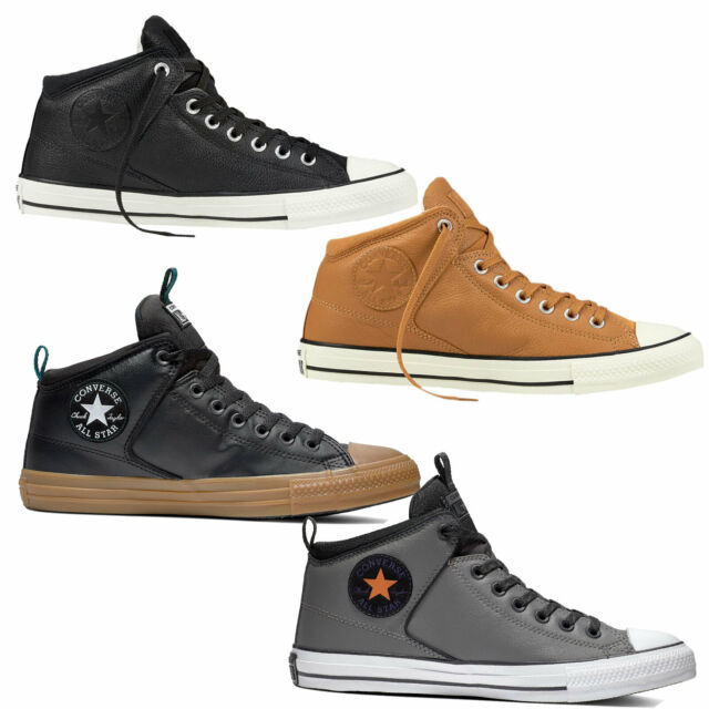Converse CT all Star High Street Men's Trainer Sneakers Shoes High Tops New