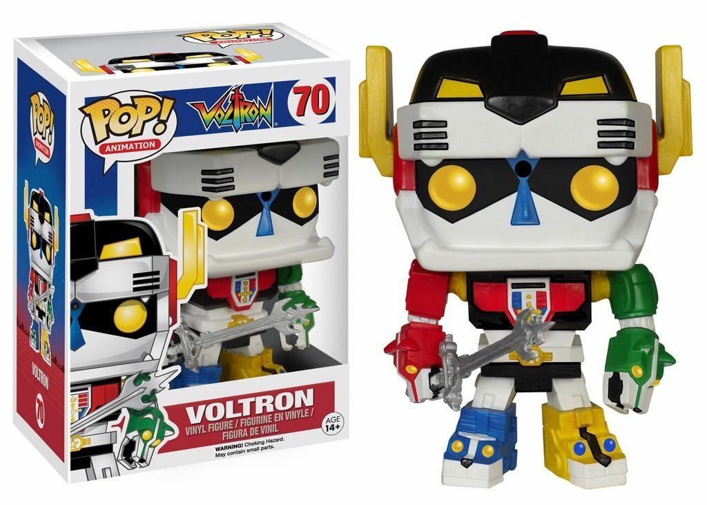 NEW NIB FUNKO FUNKO FUNKO POP ANIMATION VOLTRON VAULTED  SHIPPING 0e47b1
