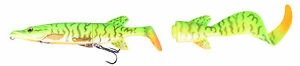 LEURRE-COULANT-SAVAGE-GEAR-THE-3D-HYBRID-PIKE-17-CM-Fire-Tiger