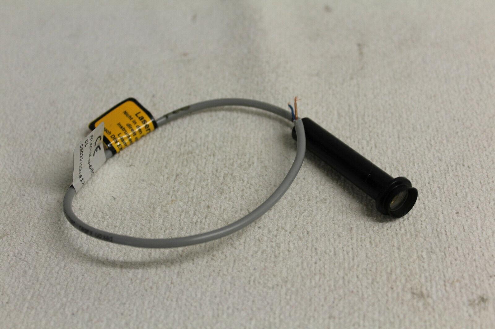 Blau FP-Mvnano-660-F250-DL Mini Line laser