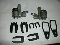 Triumph Tr4,tr4-a,tr250,tr5,tr6 Rear Wheel Cylinders,set/2 W Hardware 1962-1976