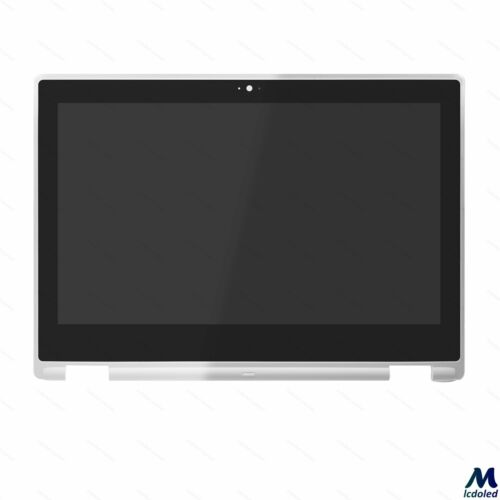 LCD Screen Touch Digitizer Assembly+Bezel for Acer Chromebook R11 CB5-132T N15Q8