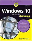 Windows 10 for Seniors For Dummies by Peter Weverka (Paperback, 2016)
