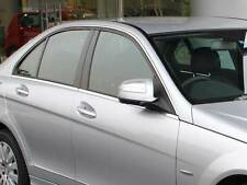 Mercedes W204 C Class Chrome Window Trims Saloon Sedan ALL W204 C CLASS MODELS