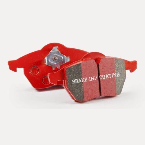 EBC Redstuff Sportbremsbeläge Vorderachse DP3612C für Ferrari 348 TS