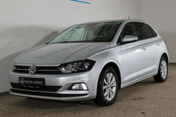 VW Polo 1,0 TSi 115 Highline - billede 4
