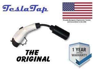 Tesla compatible J1772 adapter TeslaTap 80AMP HIGH POWER