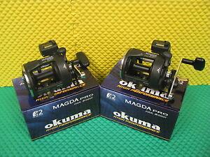 Okuma-Magda-Pro-MA-30DX-Line-Counter-Trolling-Reels-2-PACK