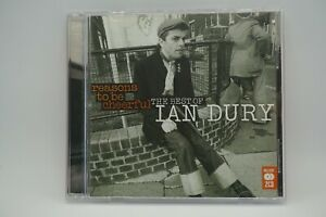 Ian Dury - Reasons To Be Cheerful (The Best Of) CD Album