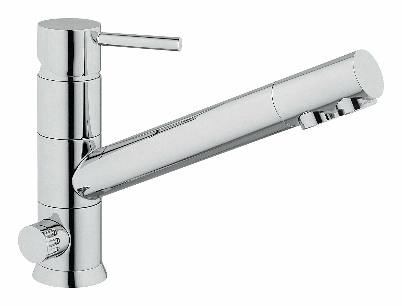 3 voies robinet Luca Chrome trilatéral robinet F Osmose Inverse insTailletions d'eau potable insTailletions