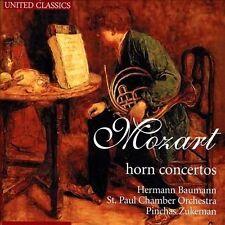 Mozart: Horn Concertos, New Music