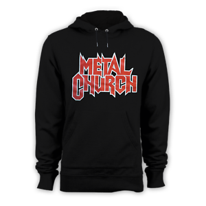 Metal Church the Dark Hooded Sweater 106491