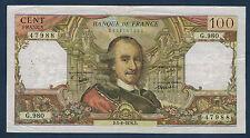 FRANCE - 100 FRANCS CORNEILLE Fay n° 65. 54 du 5-8-1976.D en TTB   G.980 47988