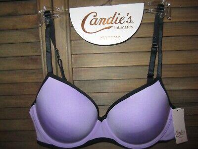 Size: 36b Latest Technology Style: Zz61b100z Candie's Demi Push-up Bra Original Msrp: $28.00