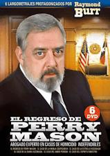 Perry Mason Returns - El Regreso De Perry Mason  (6 DVD)