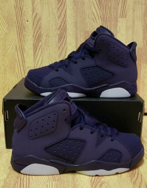 jordan 6 retro purple