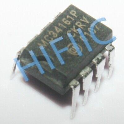 5 PCS MC34161P DIP-8 MC34161 Universal Voltage Monitors