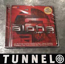 PIONEER ALPHA CHAPTER 3 • TUNNEL 2CD COMPILER ZUM ALPHA FESTIVAL