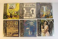 MAN/ANCIENT GREASE/STEAMHAMMER/JASPER/BODY/DR.STRANGELY STRANGE~JAPAN MINI LP CD