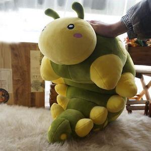 2019-Caterpillar-Plush-Toy-70cm-Giant-Stuffed-Soft-Simulated-Animal-Worm-Pillow