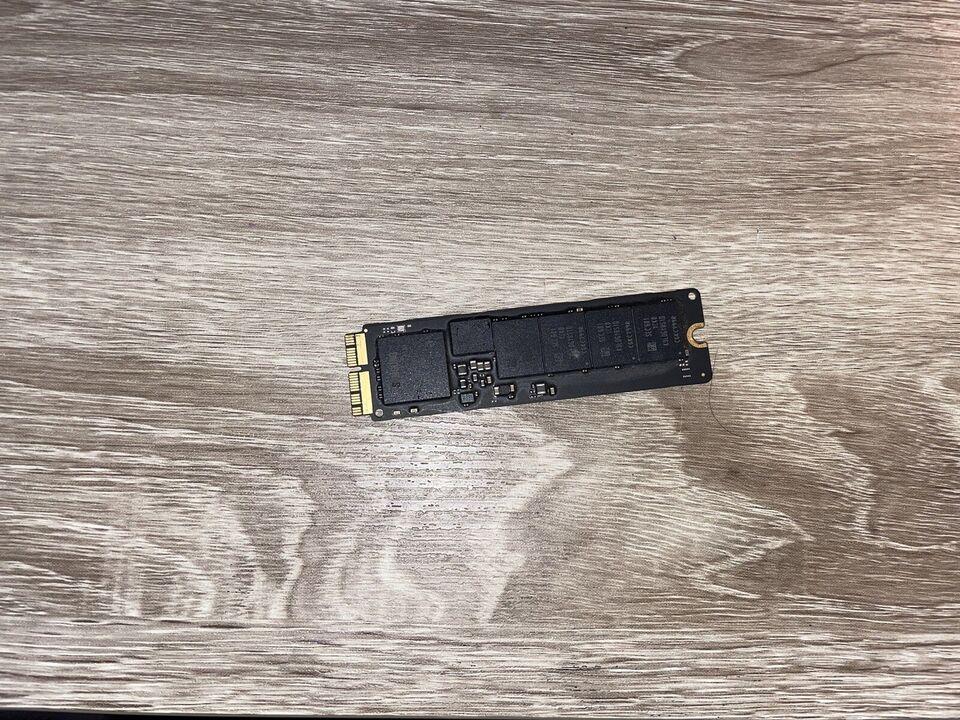 apple ssd, 128 GB, Perfekt