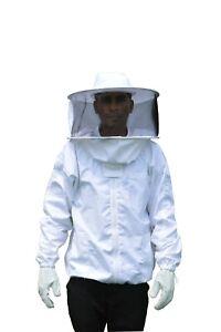 4XL Ventilated Bee Suit 3 layer mesh Beekeeping costume Beekeeper Ultra vented