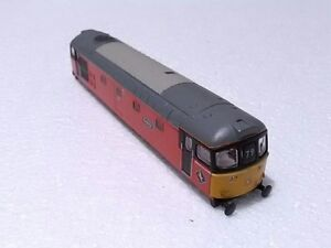 GRAHAM FARISH LOCO BODY 33021 NEW N GAUGE