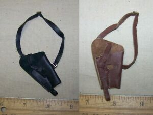 1-6th-Scale-Dragon-GI-Joe-Leather-Shoulder-Holster
