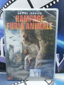 Rampage - Furia Animale - DVD NUOVO - EDITORIALE