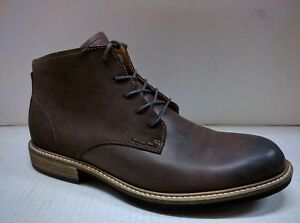 cbf8373a Details about ECCO MEN'S KENTON, CASUAL/DRESSY MID ANKLE BOOT LACE