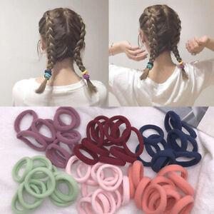 50pcs-Nylon-Elastic-Headband-Girls-Women-Lady-Kids-Hairband-Scrunchie-Hair-Ring