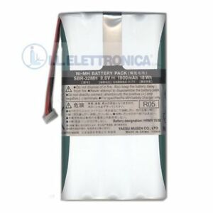 SBR-32MH YAESU Paquet Batterie NI-MH, 1900mAh/9.6V Pour FT-817ND/FT-818