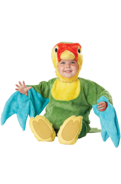 Love Bird Parrot Animal Infant Baby Costume  sc 1 st  eBay & Infant Love Bird Costume by California Costumes 10031 12-18mo | eBay