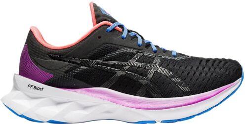 Asics NovaBlast Womens Running Shoes Black