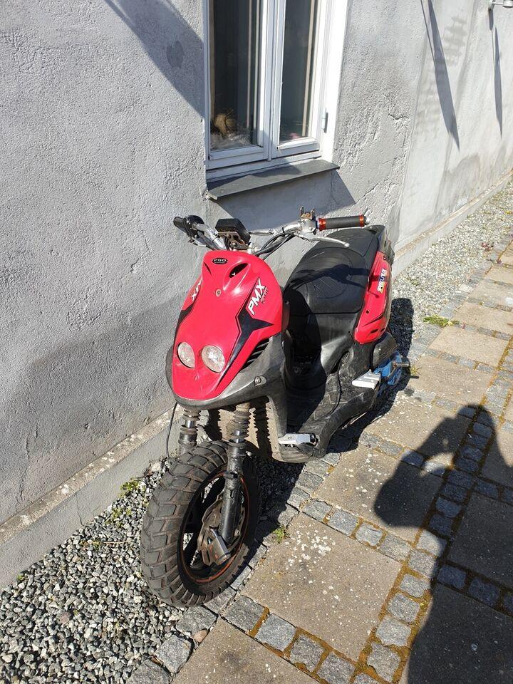 PGO PMX-Naked 50cc Black Scooter