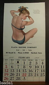Al-Moore-February-1950-Esquire-Calendar-February-Briefest-So-My-Little-Sunsuit