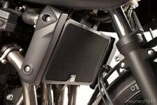 R&G Protector De Radiador Negro Para Suzuki GSF650 SA Bandit, 2010 en