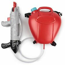 Soak Attack Backpack Water Gun Blaster Super Soaker Outdoor Toys Wet Games