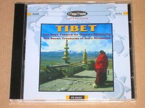 CD-TIBET-LES-SEPT-TRESORS-DE-GOUROU-RIMPOCHE-TRES-BON-ETAT