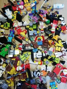 LEGO-Minifigure-Series-x5-Figs-per-order-Accessories-Suprise-Packs