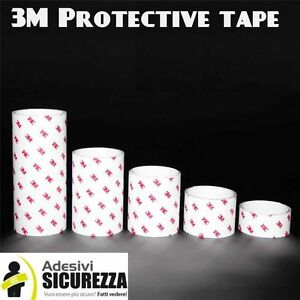 Details about 3M Scotchgard™ Clear tape Bra Paint Protection Bulk Film  1/24-by-60-inches car
