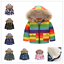 Kids-039-Winter-Warm-Coat-Toddler-Outerwear-Boy-Hooded-Jacket-Windbreaker-Clothes miniature 2