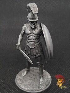 "5th Century BC Tin toy miniature collection 54 mm Hoplite /""Siceliota/"" Greece"