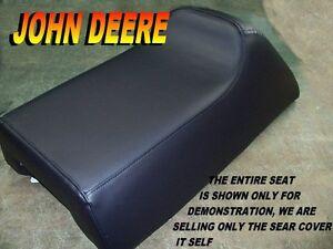 john deere liquifire 1980 84 seat cover 603 ebay. Black Bedroom Furniture Sets. Home Design Ideas