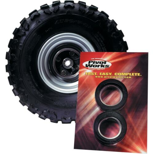 PWRWK-H04-400 NEW Pivot Works REAR  Wheel Bearing Kit HONDA TRX 450 R